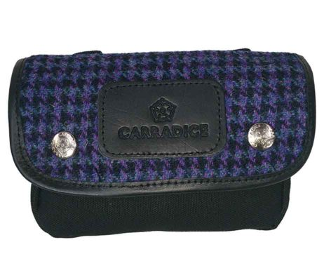 Carradice Bingley in Harris Tweed Twilight