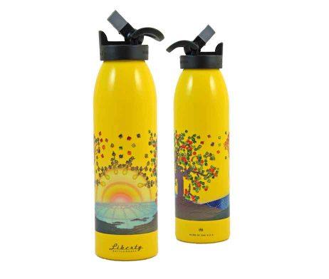 Liberty Bottleworks Essence Front & Back