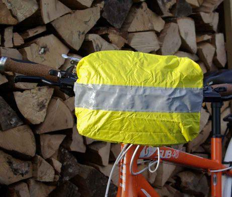 BRYHT Dart Handlebar Bag Raincover