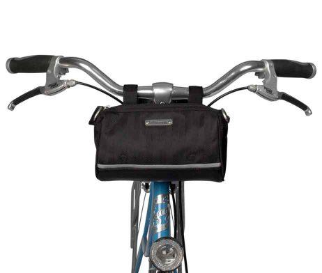 Po Campo Kinga HandleBar Bag Black
