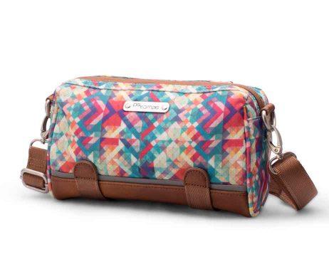 Po Campo Kinga HandleBar Bag Mosaic