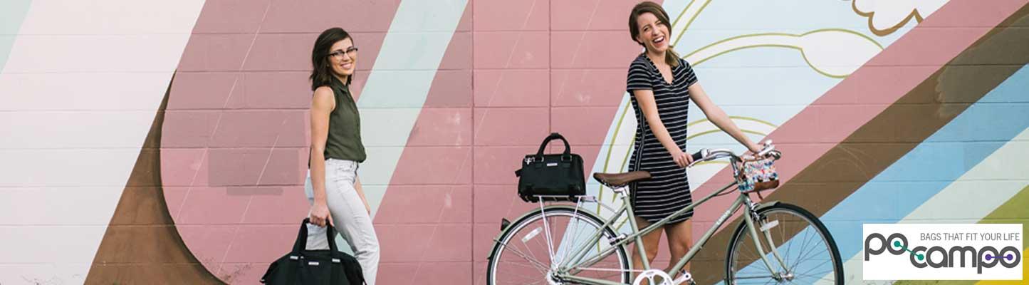 BRYHT | Po Campo Bike & Travel Bags
