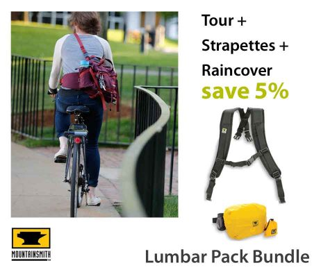 Mountainsmith Tour Bundle Offer