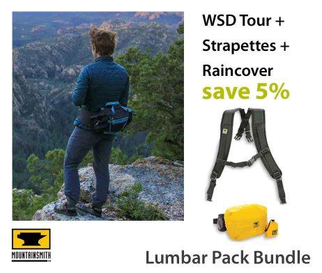 Mountainsmith Tour WSD Bundle Offer