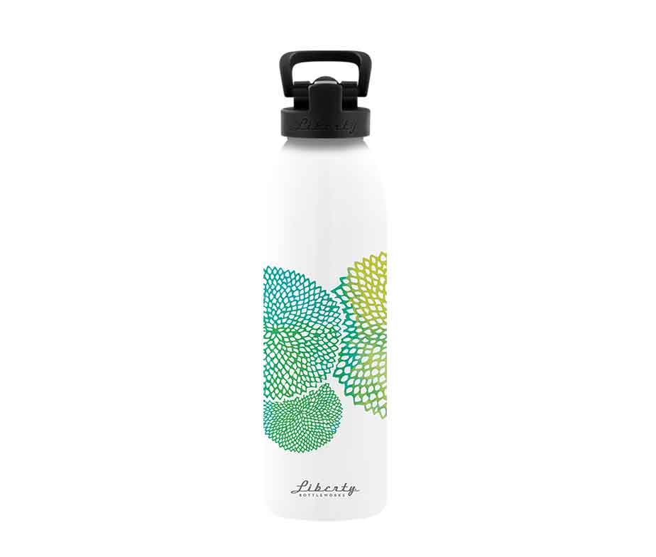 Liberty Bottleworks Nutra Todd Aluminum Water Bottle Made in USA
